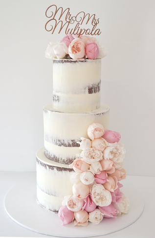 Wedding Cake Design 3