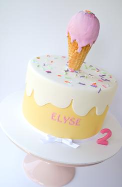 Kids Birthday Cake Design 25