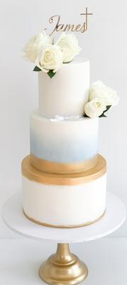 Christening Cake Design 2