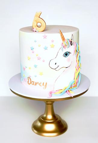 Kids Birthday Cake Design 47