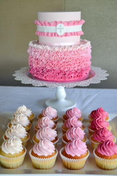 Christening Cake Design 21