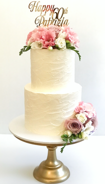 Adult Birthday Cake Design 28