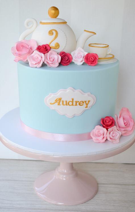 Kids Birthday Cake Design 24
