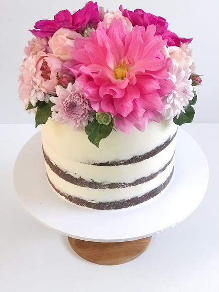 Adult Birthday Cake Design 4