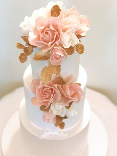 Wedding Cake Design 25