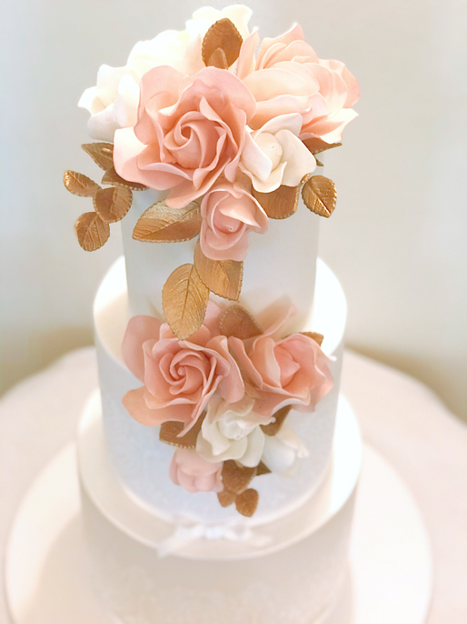 Wedding Cake Design 25