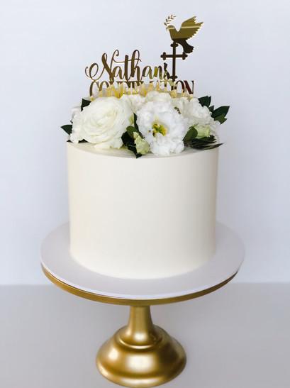 Christening Cake Design 4