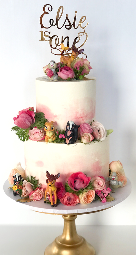Kids Birthday Cake Design 9
