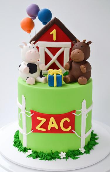 Kids Birthday Cake Design 23