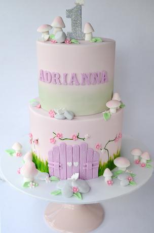 Kids Birthday Cake Design 44