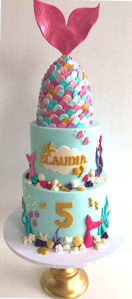 Kids Birthday Cake Design 12