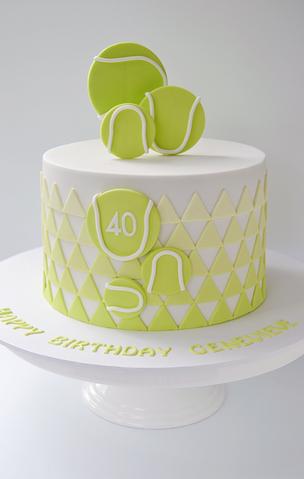 Adult Birthday Cake Design 29