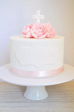 Christening Cake Design 15