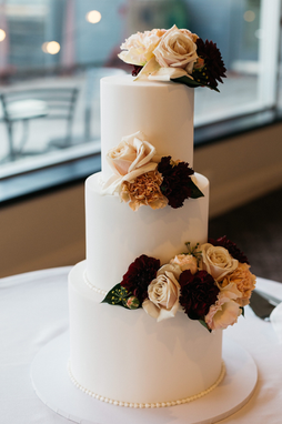 Wedding Cake Design 1