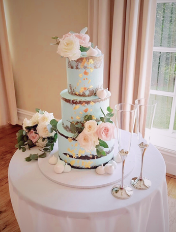 Wedding Cake Design 28