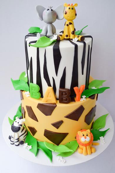 Baby Shower Cake Design 5
