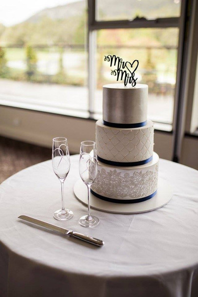 Wedding Cake Design 22
