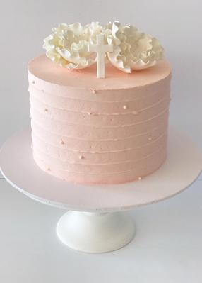 Christening Cake Design 3