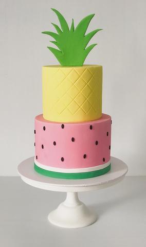 Kids Birthday Cake Design 8