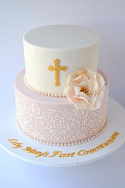 Christening Cake Design 17