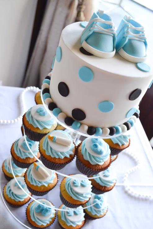 Baby Shower Cake Design 11