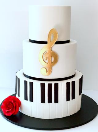 Adult Birthday Cake Design 14
