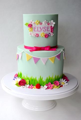Kids Birthday Cake Design 38