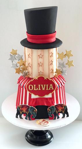 Kids Birthday Cake Design 3