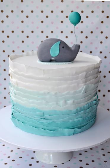 Baby Shower Cake Design 10