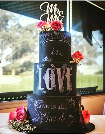 Wedding Cake Design 44