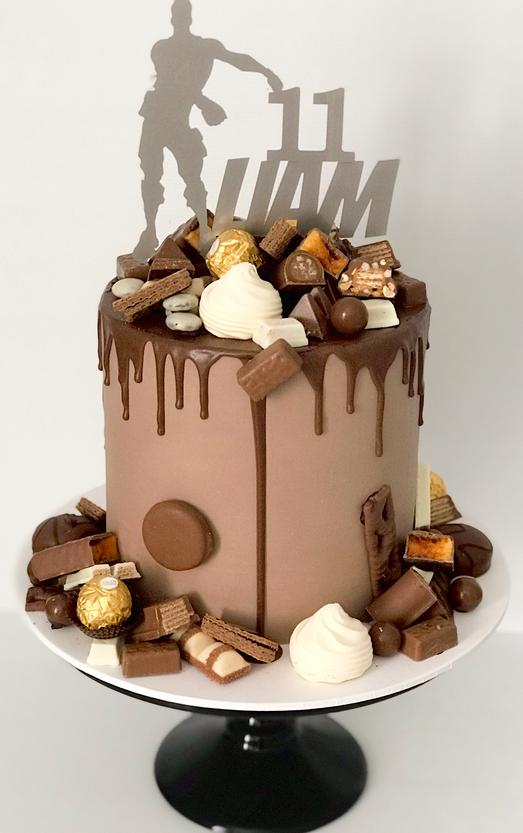 Kids Birthday Cake Design 45