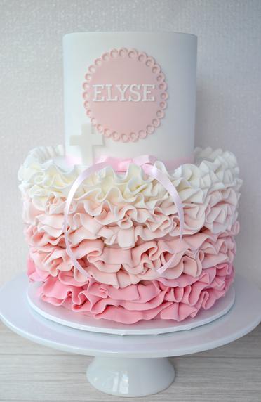 Christening Cake Design 9
