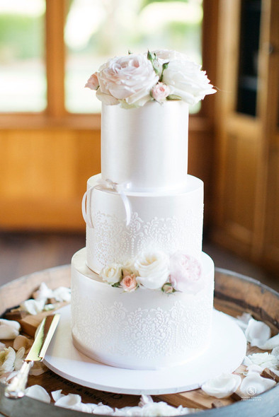 Wedding Cake Design 9