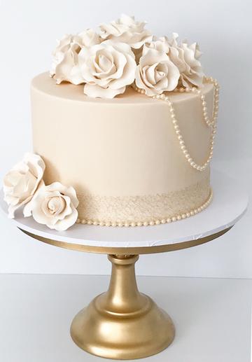 Adult Birthday Cake Design 10