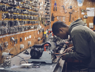 The relationship between work and mental health outcomes in black men after serious injury