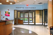 Association of Neighborhood Gun Violence with Mental-Health Related Pediatric ED Utilization