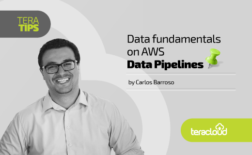 Data fundamentals on AWS: Data Pipelines