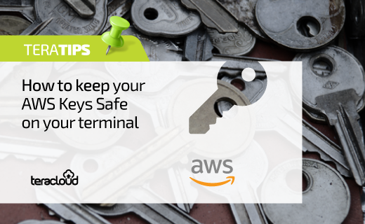 How to keep your AWS Keys Safe on your terminal