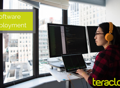 What is a Software deployment and what should we take into account when making it?