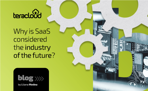 Why is SaaS considered the industry of the future?