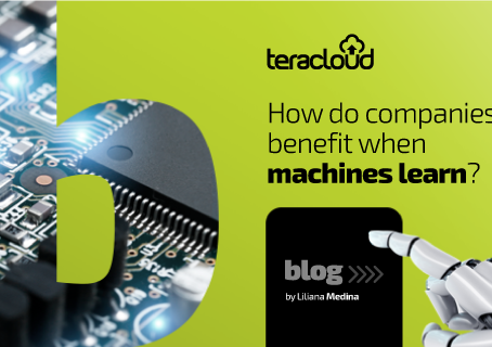 How do companies benefit when machines learn?