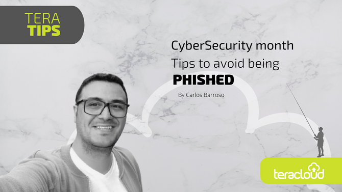 CyberSecurity Month: Tips to avoid being phished