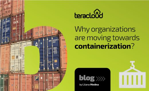 Why are organizations moving towards containerization?