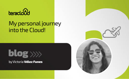 My personal journey into the Cloud!