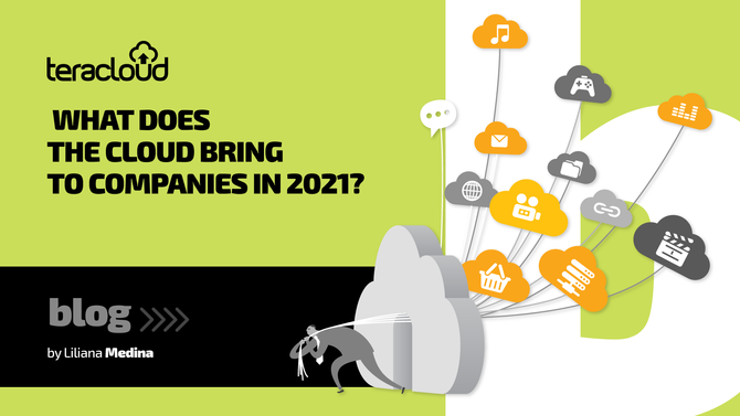 What does the Cloud bring to Companies in 2021?