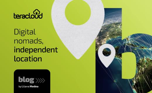 Digital Nomads, Independent Location