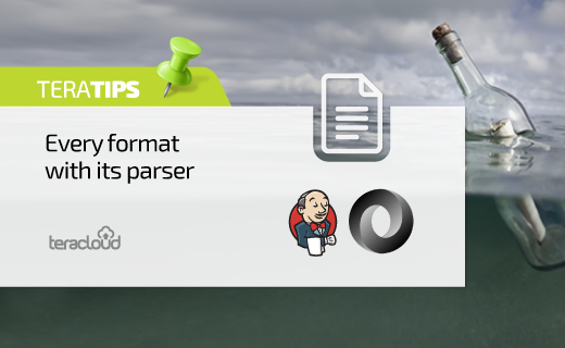 Every format with its parser