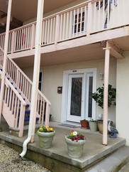 Motel Office Entrance