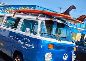 Classic Beach Vehicle