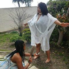 Queen Afua Womb Healing Retreat | San Pedro, CA